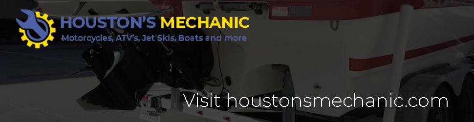 Houston MEchanic - ATVs JEts Skis and Motorcycles